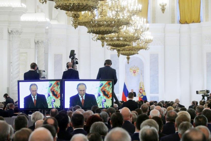 Putin annab suure pressikonverentsi 22. detsembril