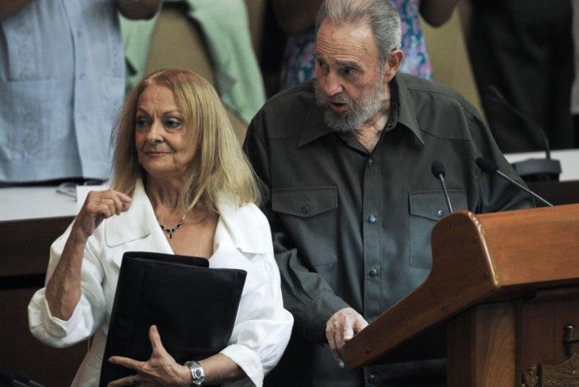 Fidel Castro – haarem naisi ja kari lapsi