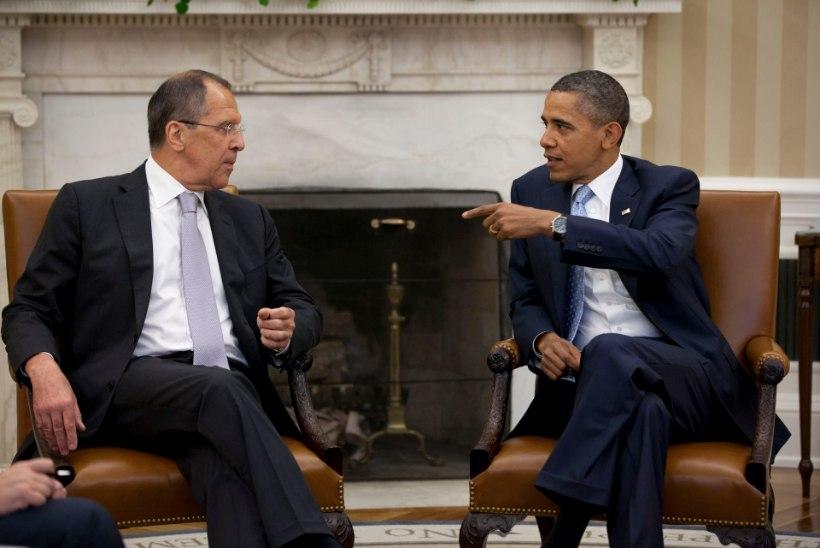 Lavrov: Obama rikkus tahtlikult suhted Venemaaga