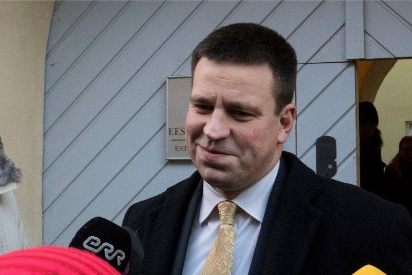 Peaminister Ratas: mul on kahju, et valitsuse kümme esimest tööpäeva oleme pidanud tegelema Repinski personaalküsimusega