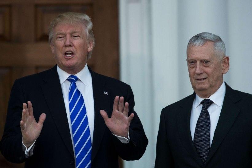 Kaks korda Eestis käinud erukindral James Mattisest saab USA kaitseminister