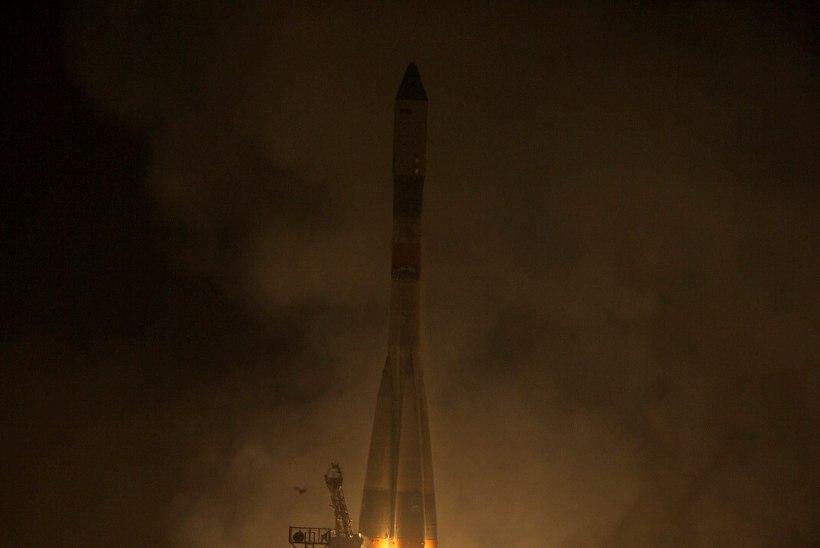 Vene kosmoselaev plahvatas
