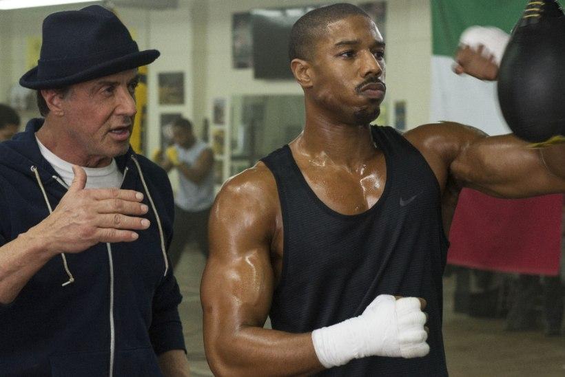 """""""Rocky"""" stsenaarium sündis kolme päevaga"""