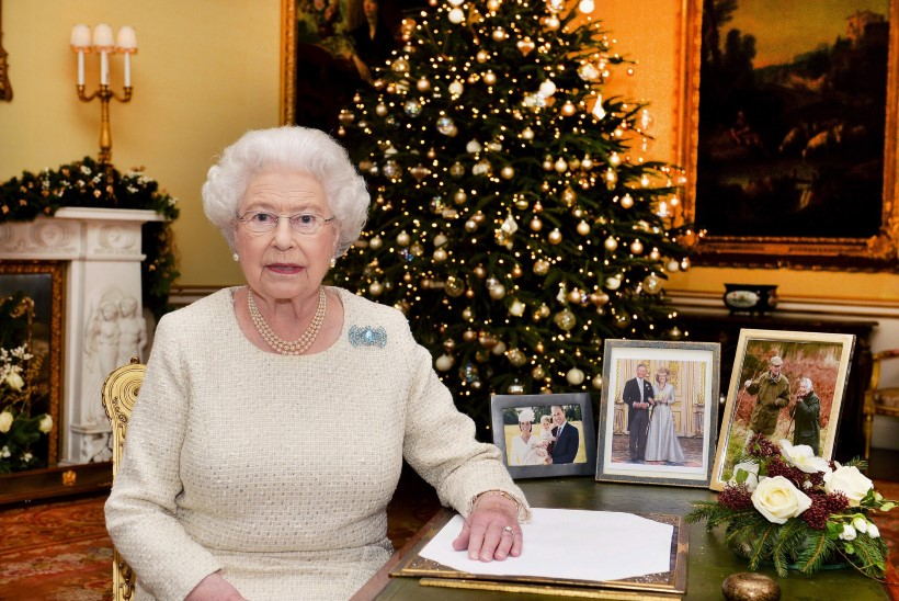 Kuninglikud jõulutavad