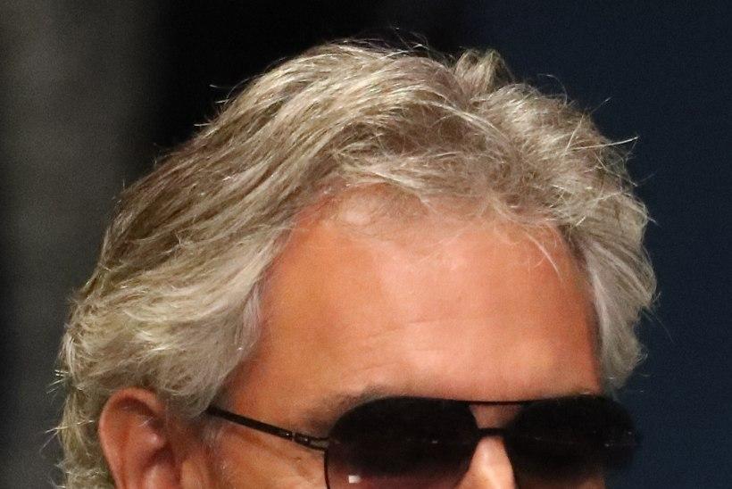 Donald Trump sai Andrea Bocellilt korvi?