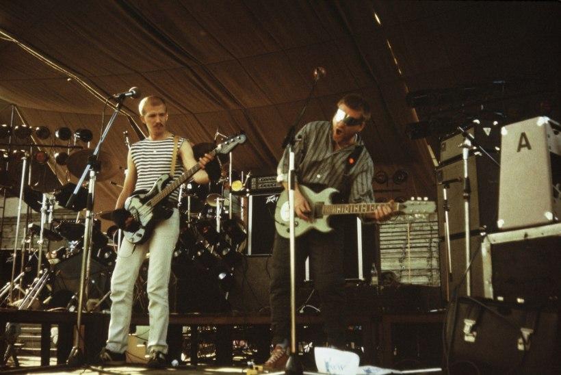 Singer Vinger: otsime taga oma vanu kitarre, et need tagasi osta