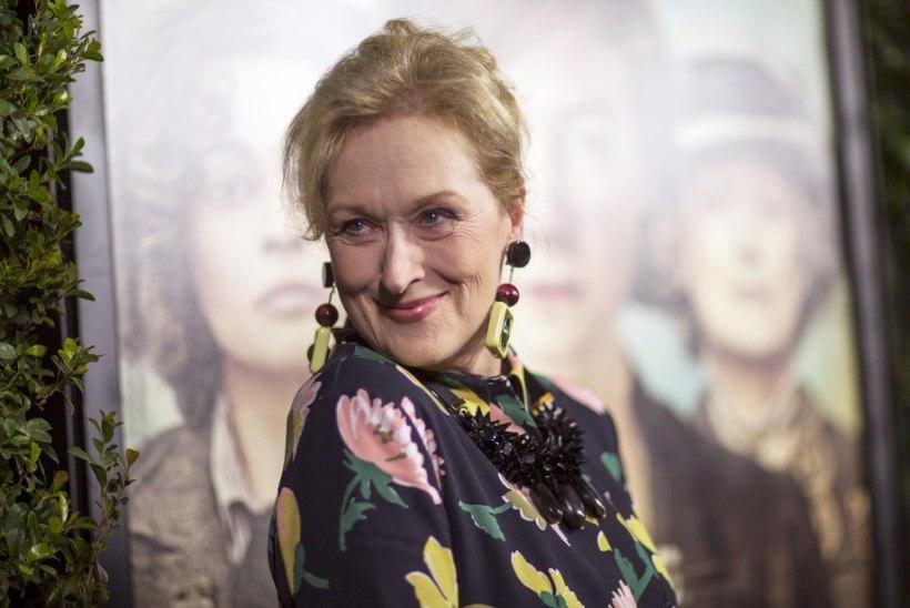 Meryl Streep kasseerib uue seriaali eest hiigelhonorari