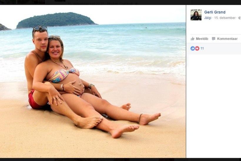 Erika Salumäe tütar Sirli sai Tais emaks?