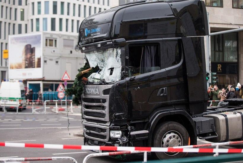 Berliini veokirünnaku üks ohvritest võib olla 31aastane itaallanna