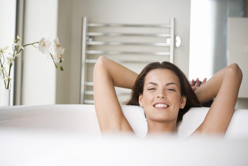 Trennist otse vanni! Loe, milliseid protseduure taastumisel eelistada