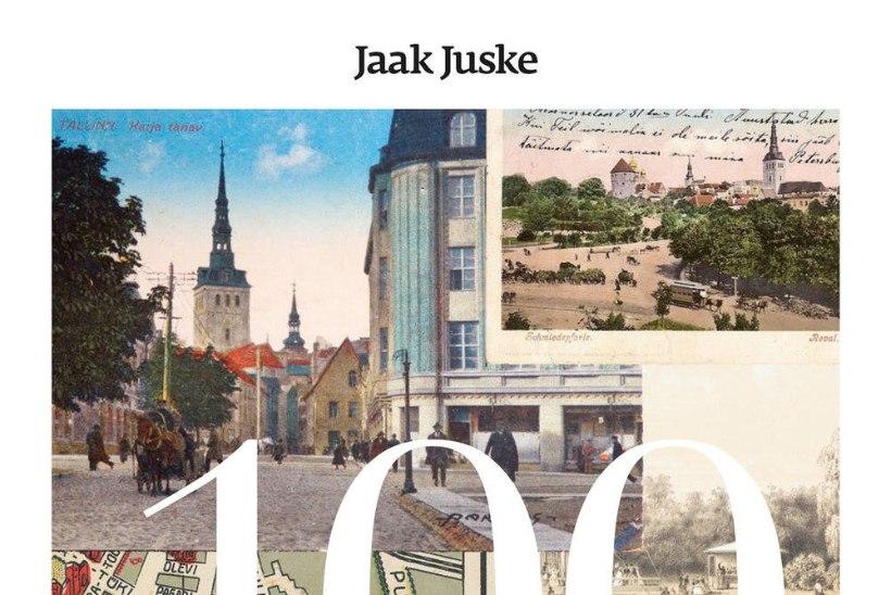"""ARVUSTUS   """"Sada põnevat lugu Tallinnast"""" pakub ka teadjamale üllatuspalukesi"""