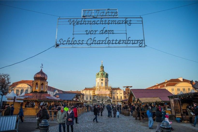 ÕHTULEHT BERLIINIS: GALERII | Berliini jõuluturud avatud! Peljatakse, ent kohale minnakse ikka