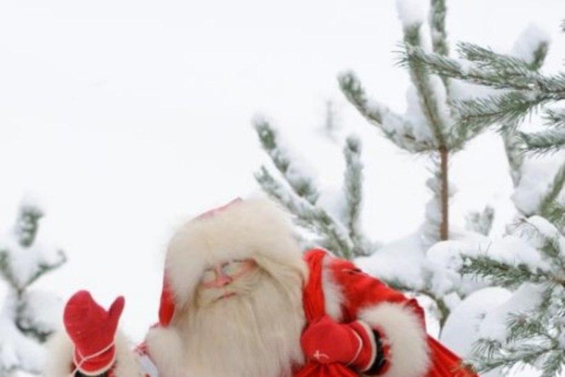 Kas mõni neist asendaks ehtsat jõuluvana?