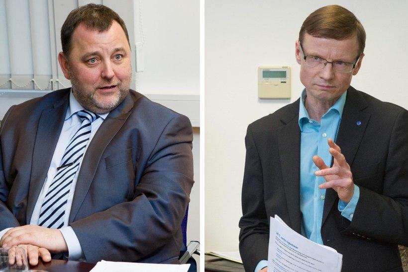 Vastu võetud riigieelarve ei anna endisele rahandusministrile kuidagi rahu
