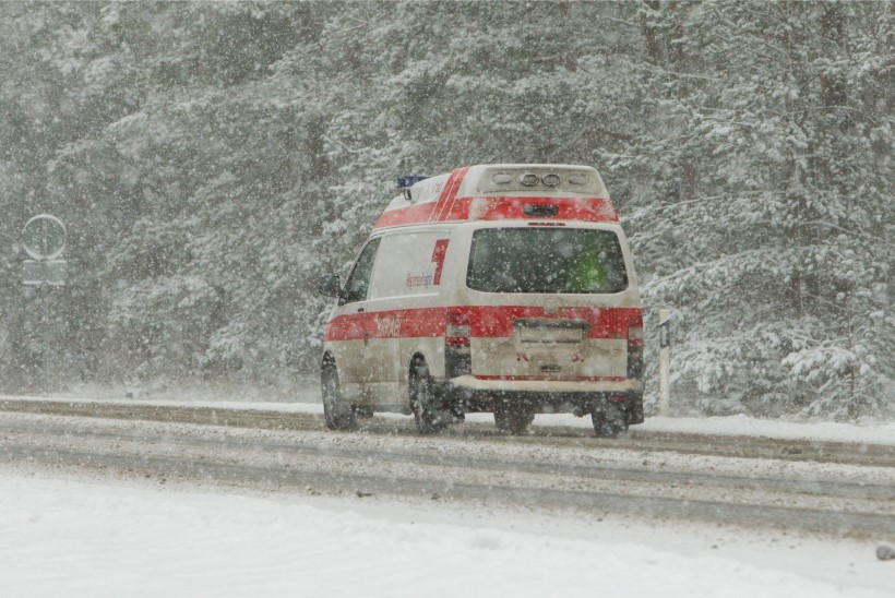 Kas jõuluaeg on aasta kõige õnnetusterohkem?