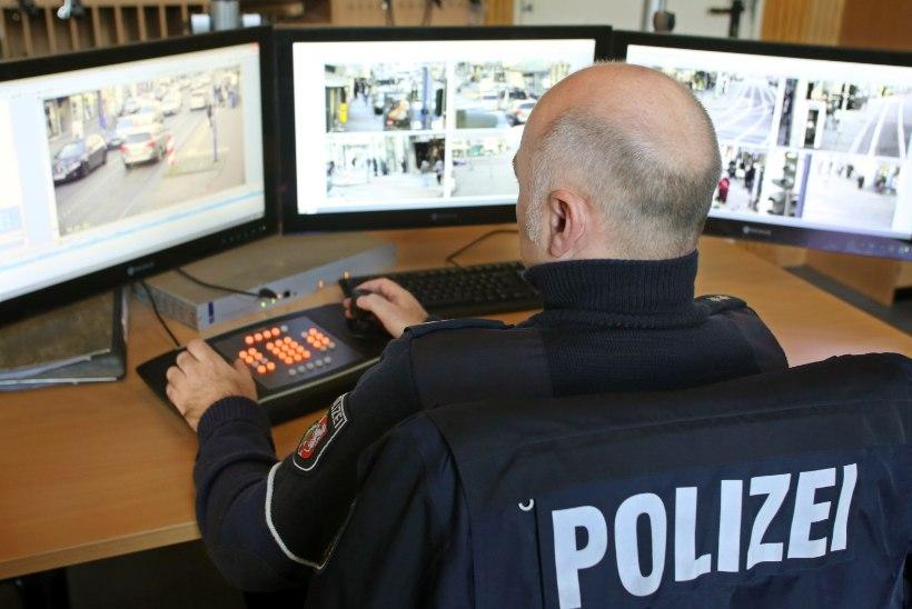 Saksa politsei vahistas poerünnakut plaaninud mehed