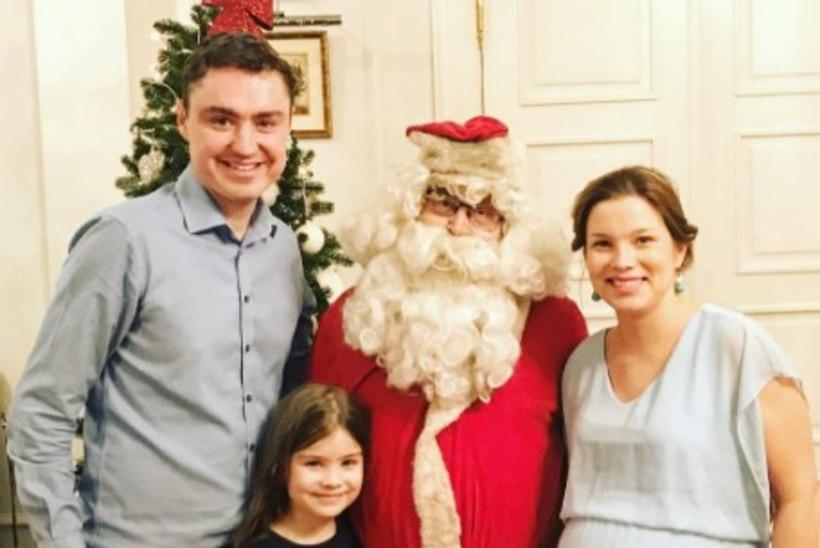 PILTUUDIS | Taavi Rõivase peres käis jõuluvana