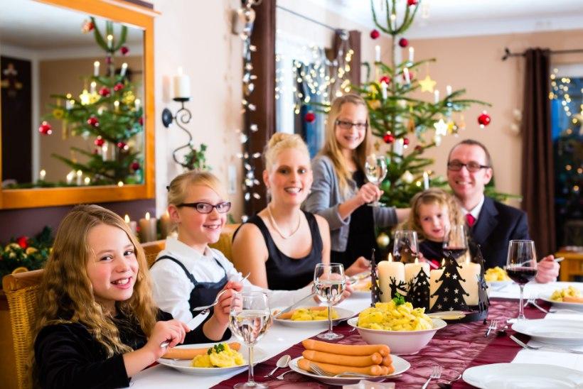 Toitumisnõustaja kaheksa soovitust, kuidas pühade ajal toitumine kontrolli all hoida