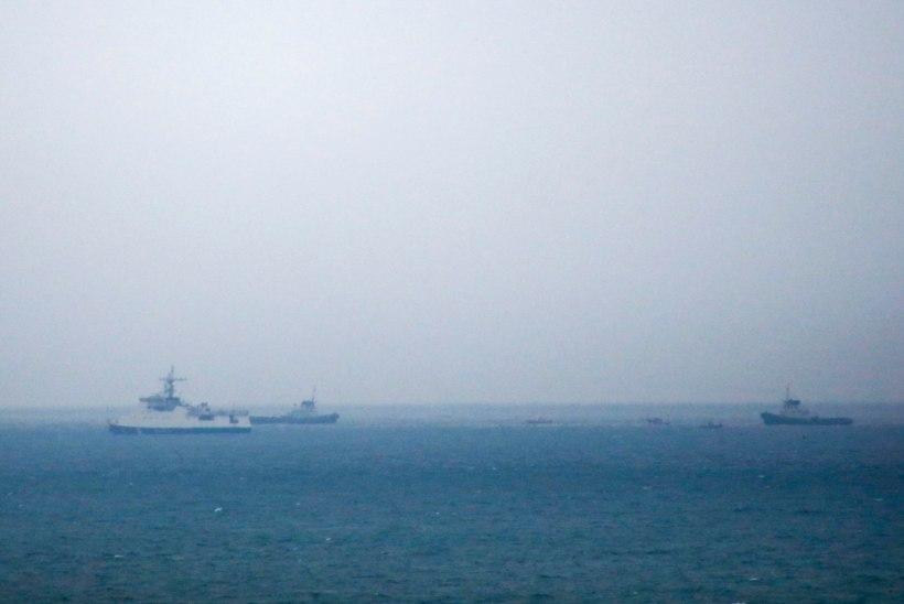 FOTOD | Vene sõjaväelennuk 92 inimesega pardal kukkus teel Süüriasse Musta merre