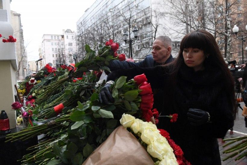 TRAGÖÖDIA MERE KOHAL: lennuõnnetuses hukkus 92 inimest
