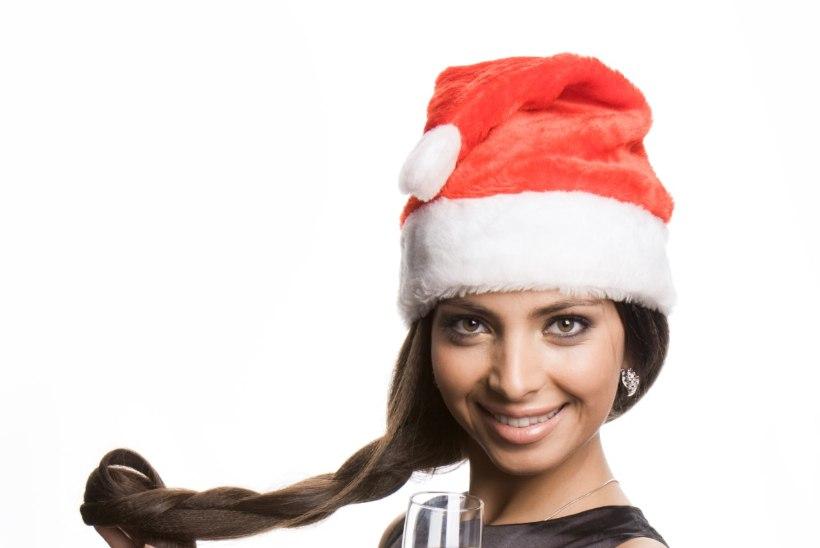 Aastalõpu ilunipp: juuksed särama šampusega!