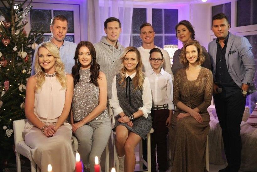"""TV3-e """"Inglite aeg"""" osutus sel aastal Eesti telekanalite kõige edukamaks heategevussaateks"""