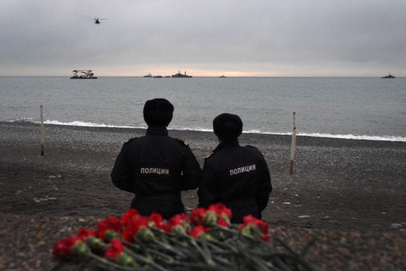 VIDEO LENNUKI SURMATEEKONNAST | TU-154 teine must kast leitud, katastroofi võisid põhjustada vigased tiivaklapid