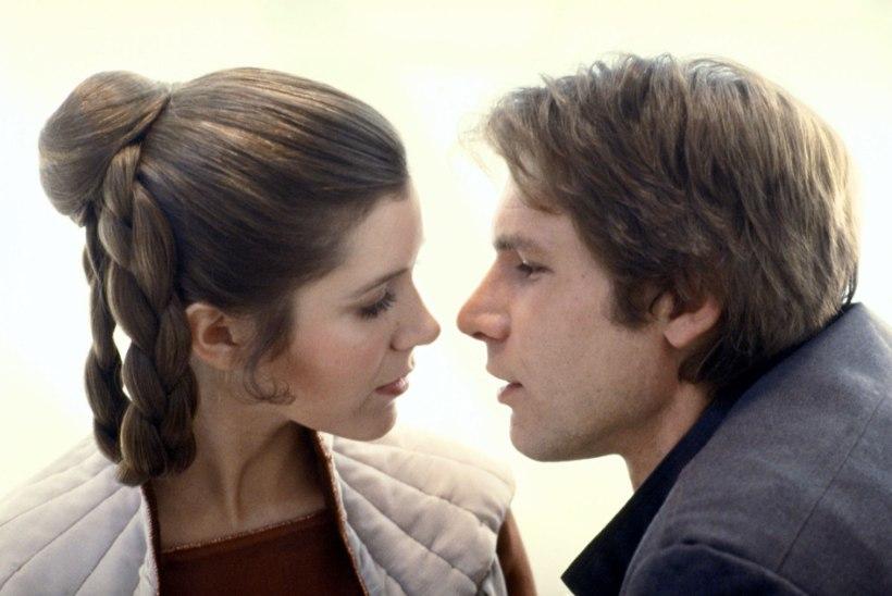"""Harrison leinab """"Tähesõdade"""" kolleegi ja kallimat Carrie Fisherit"""