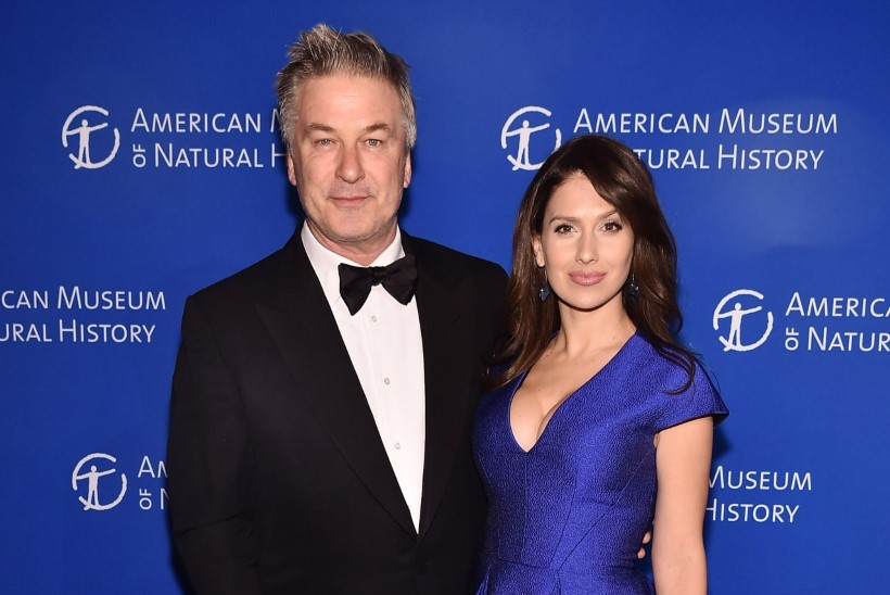 Alec Baldwini abikaasa maadles anoreksia ja buliimiaga