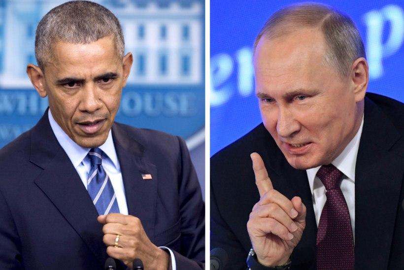 Putin: Venemaa ei saada USA diplomaate välja