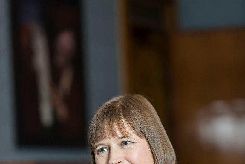 PALJU ÕNNE, PROUA PRESIDENT! Mida soovivad  tuntud  eestlased sünnipäevalapsele?