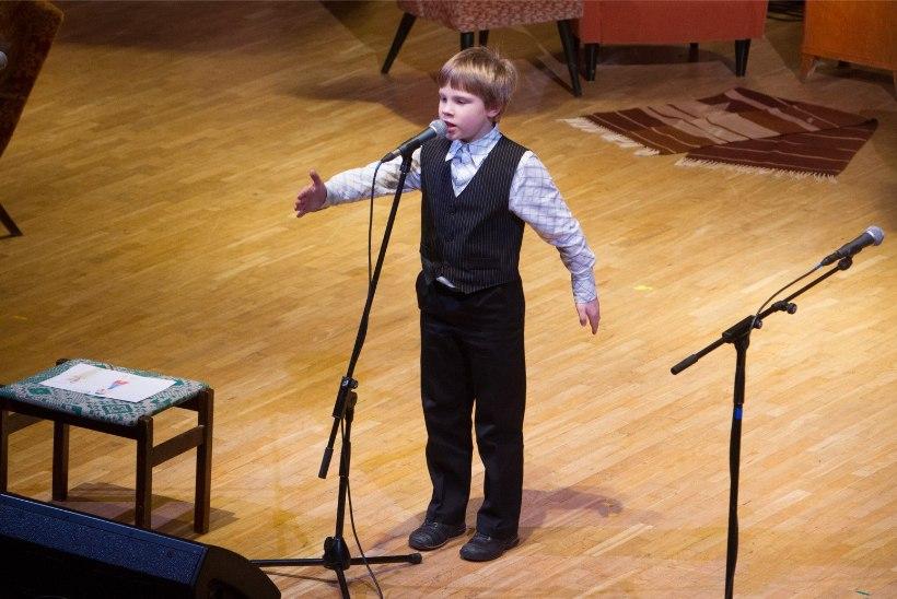 GALERII   Vaata Entel-tenteli lastelaulude kontserdi pilte Estonia kontserdisaalist