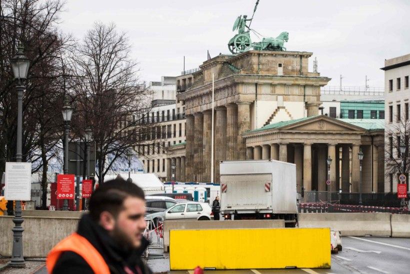 Saksa politsei vabastas tuneeslase, keda kahtlustas sidemetes jõuluturu ründajaga