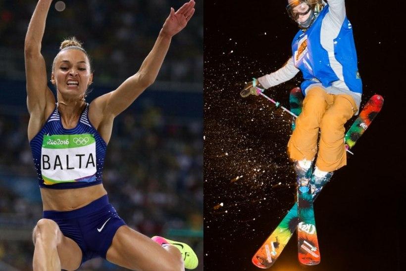 Ksenija Balta versus Kelly Sildaru – kumb on Eesti parim naissportlane?