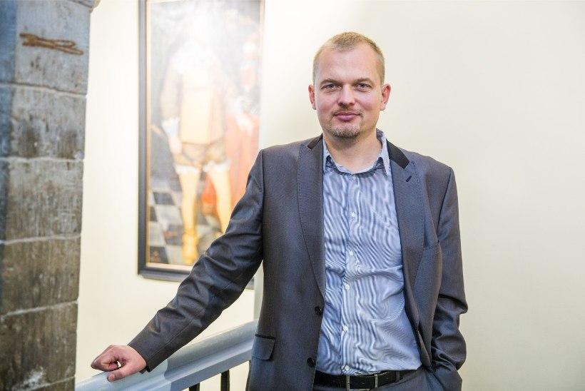 Juske tegi ettepaneku rajada Tallinnasse mälestusmärk Voldemar ja Elfriede Lenderile