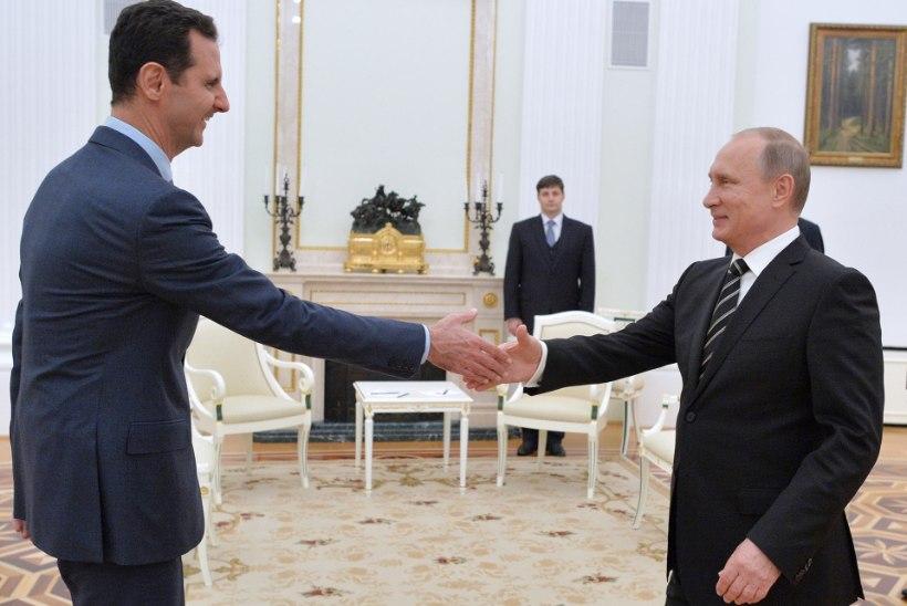 Venemaa, Türgi ja Iraan jagavad Süüria?