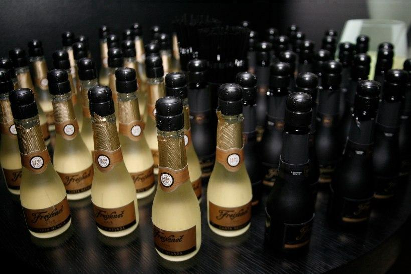 Üle tuhande euro maksvad šampanjad on Eestis  ammu läbi müüdud