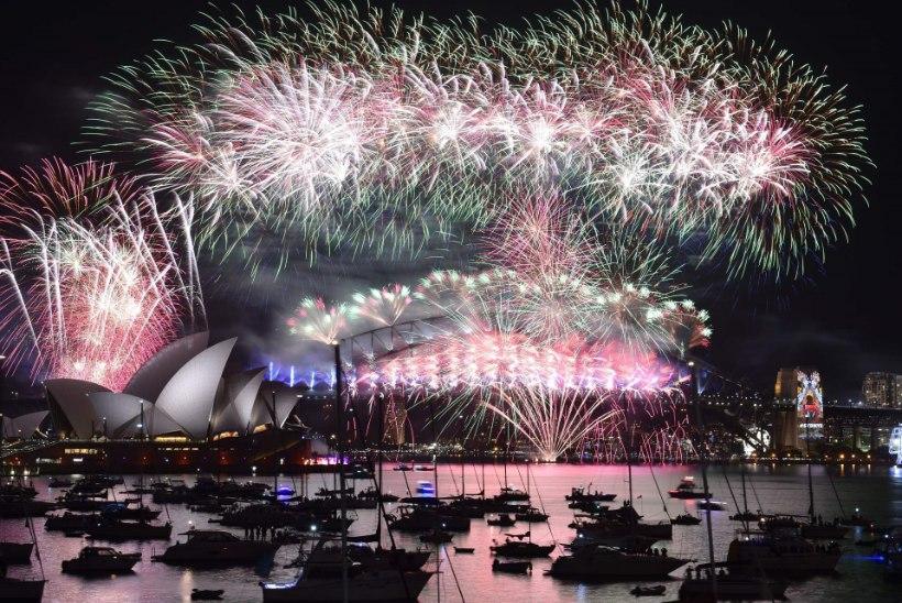 Austraalias vahistati Sydney aastavahetuspidustusi terrorirünnakuga ähvardanud mees