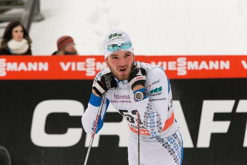 Tour de Ski algas eestlastele kehvalt: sprinterid ei jõudnud 30 parema sekka