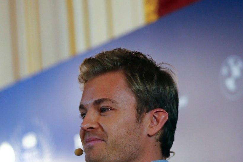 MÄLUMÄNG | Vormel-1 uus maailmameister Nico Rosberg