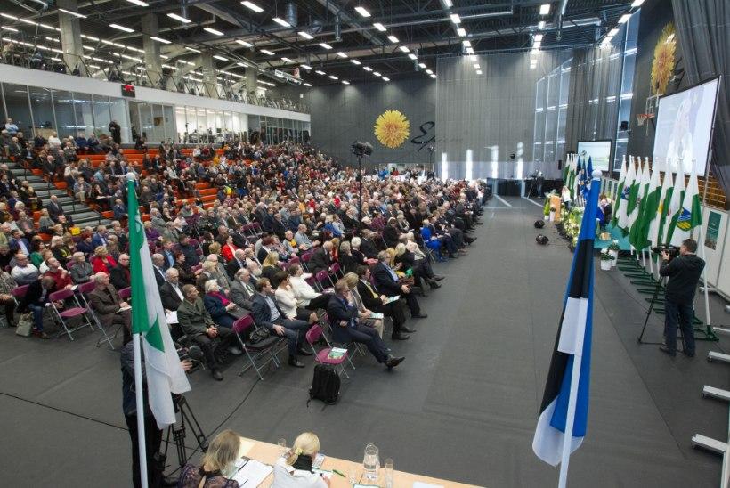 Keskerakonna kongress maksis 30 000 eurot