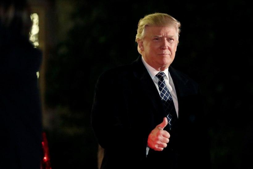 Trump noris Twitteris Hiinaga tüli