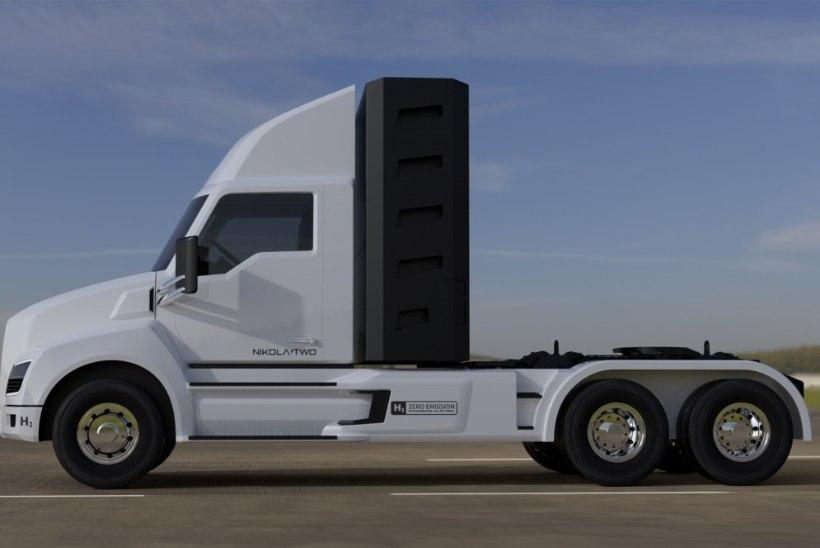 Nikola One, veoautode Tesla on sündinud! 1000 hobujõudu puhast energiat!