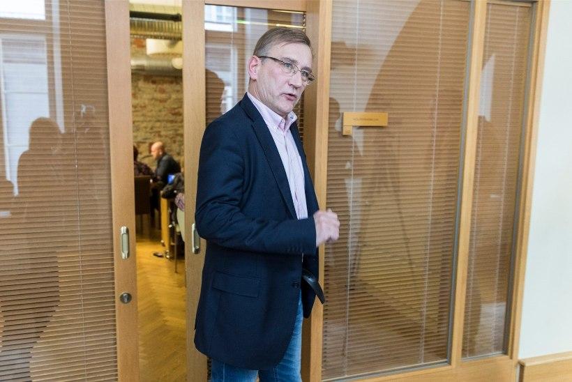 Europarlamendi komisjoni vaibal: hoolimata meessoost sai Parts hääleteenamuse