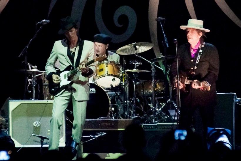 Bob Dylan saatis Rootsi Akadeemiale oma Nobeli-kõne