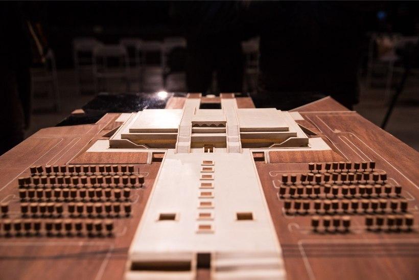 Tallinna linnahalli ehitus läheb maksma ligi 100 miljonit eurot