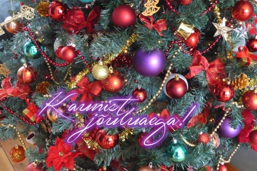 BLOGI! Ammuta inspiratsiooni jõulukaunistusteks