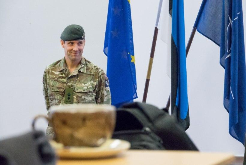 Tapa kasarmud ei saa NATO lahingurühma tulekuks valmis