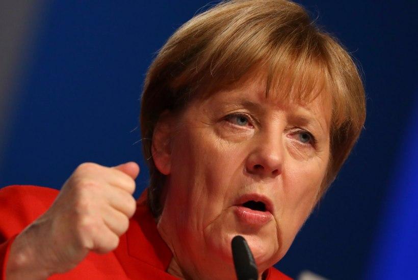 Angela Merkel tahab Saksamaal burkade kandmise ära keelata