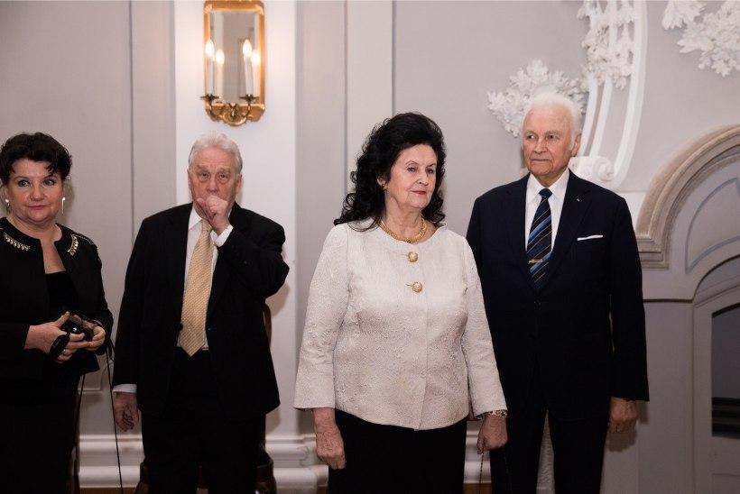 GALERII | Aadu Luukase missioonipreemia pälvisid Arnold ja Ingrid Rüütel